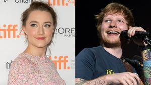 "Ed Sheeran - ""We cast Saoirse Ronan as the Galway Girl in the video and she's just a phenomenal talent"""