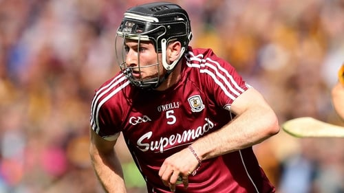 Padraic Mannion is the new Galway captain