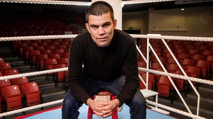 Bernard Dunne has hit the ground running in his new role with the IABA