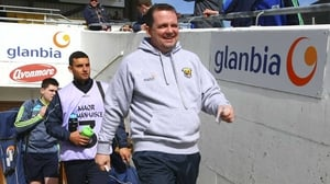 Davy Fitzgerald will look to keep the good times coming in Wexford