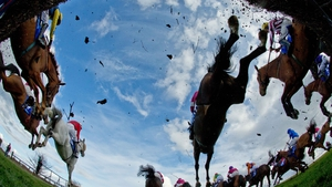 The 2017 Irish Grand National at Fairyhouse