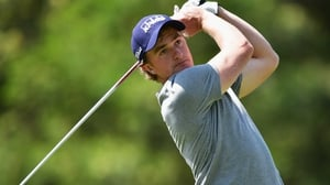 Paul Dunne signed for a round of 69