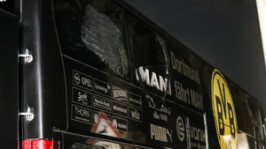 Marc Bartra broke the radial bone in his arm following explosions as the Dortmund team bus made its way to the stadium