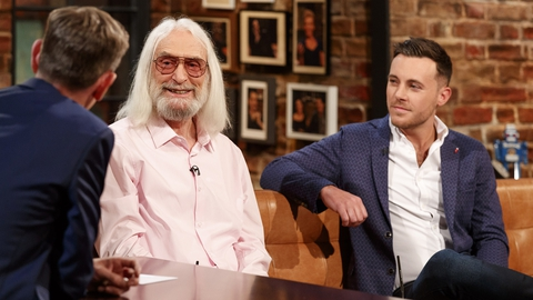 The Late Late Show: Nathan Carter and Charlie Landsborough