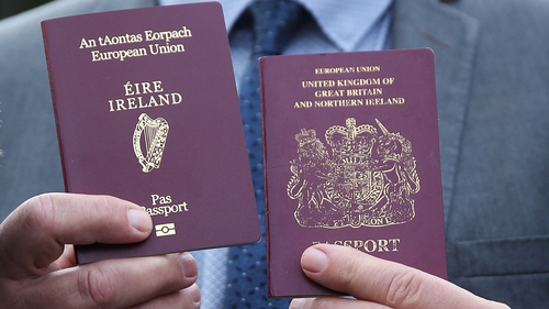 Number of British Citizens Seeking Irish Passports Increases By Two-Thirds