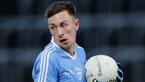 Glenn O'Reilly popped over two important first-half points for the Dubs