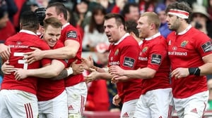 Munster are gearing up for a big day