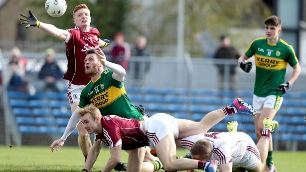 Matthew O'Sullivan goals for Kerry