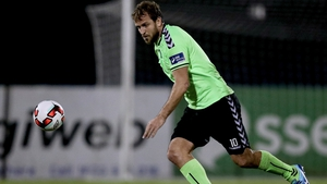 Rodrigo Tosi opened the scoring for Limerick in the fourth minute
