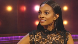 The Ray D'Arcy Show: Alesha Dixon