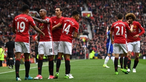United were excellent and totally deserved the victory