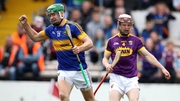 Noel McGrath in action against Wexford earlier this year