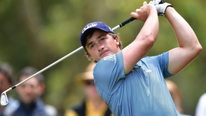 Paul Dunne was undone by Edoardo Molinari