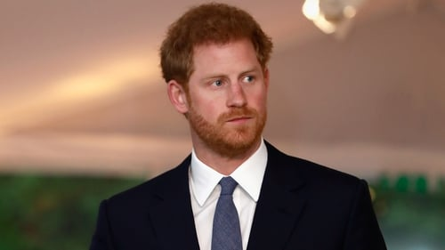 Prince Harry opens up about coping with grief after mother's death