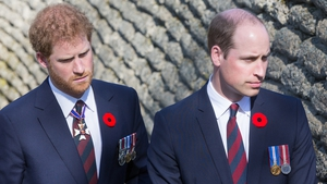 Prince Harry and Prince William to talk about mother's death in documentary