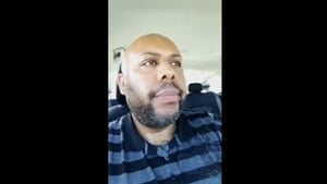 Officers are investigating a report that suspect Steve Stephens broadcast the shooting on Facebook Live