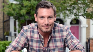 Dean Gaffney is back in Walford!