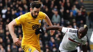 Greg Cunningham (L) is out for six weeks
