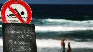 People have been urged to stay out of the water