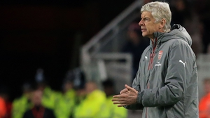 Arsene Wenger is still saying nothing on his future at Arsenal