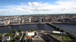 The rejuvenation project, known as Limerick Twenty Thirty, will see over €500m worth of investment in construction in the city