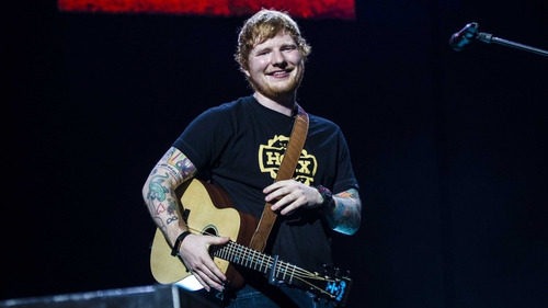 Could Ed Sheeran be returning to Croke Park in 2018?