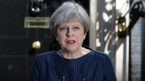 May To Seek Snap Election For June 8