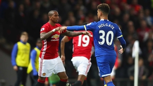 Ashley Young has crept back into Jose Mourinho's plans
