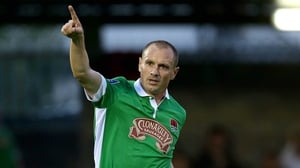 Colin Healy has announced his retirement