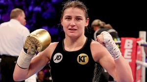 Katie Taylor will fight in front of 90,000 fans at Wembley