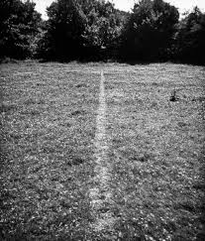 A profile of artist Richard Long