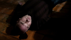 Paul is left unconscious on tonight's Fair City