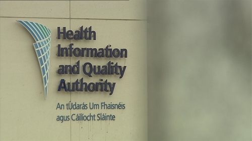 A new report from theHealth Information and Equality Authority details its inspection of St Mary's in Dublin 4