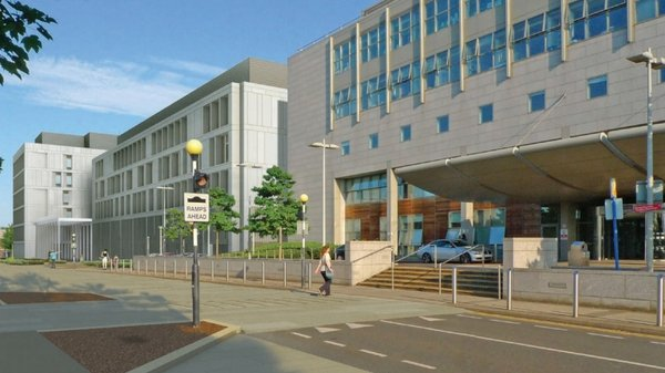 The new National Maternity Hospital will be built on the site of St Vincent's University Hospital in Dublin