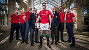 The Lions squad was announced on Wednesday afternoon