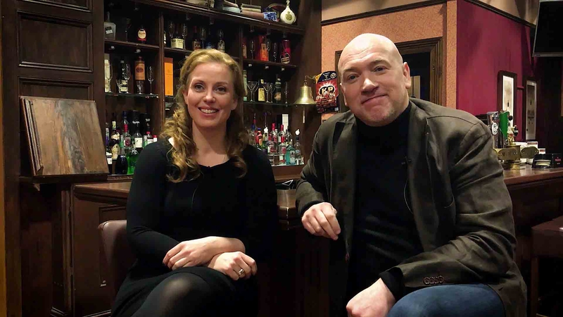 Fair City: Niamh and Paul