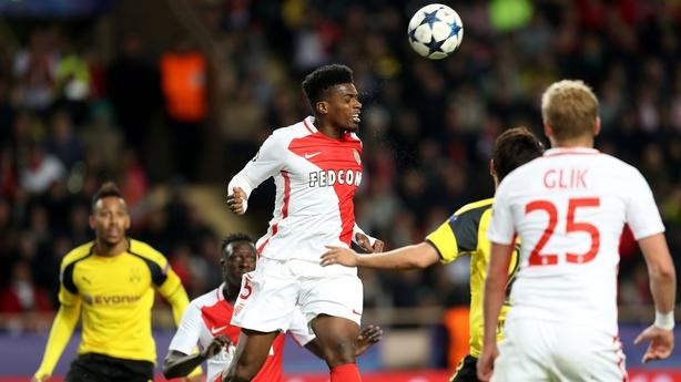 Dortmund Monaco AnstoГџ