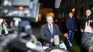 Donald Tusk said the probe was a 'smear campaign' against him