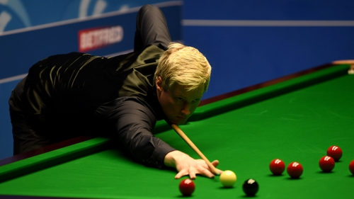 Neil Robertson to face Marco Fu at the World Championship