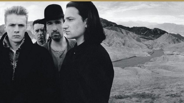 "Bono: ""It's a special album of songs"""