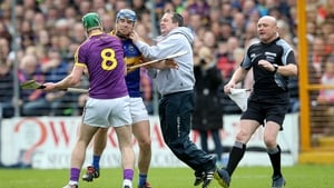 Fitzgerald will serve his eight-week ban following this incident against Tipperary