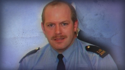 Garda Tony Golden was shot dead in Omeath in Co Louth in October 2015