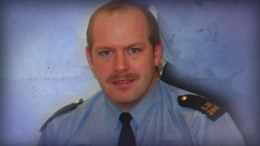 GSOC investigates murder of Garda Tony Golden
