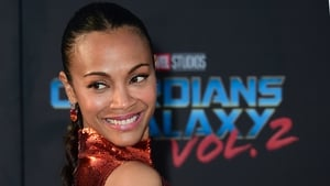 Zoe Saldana is back on the red carpet to promote Guardians of the Galaxy Vol.2. The World Premiere was yesterday and she looked stunning.