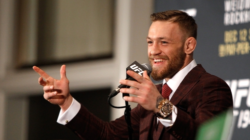 Named as one of TIME's most influential people, Conor McGregor just became a little more notorious.