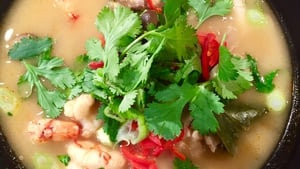 Kenneth Murphy's Thai Soup: Today