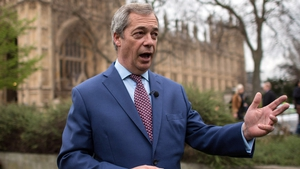 Nigel Farage said he has a better chance of influencing Brexit as an MEP
