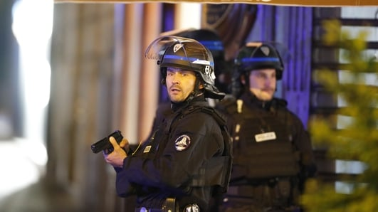 Paris shooter known to police