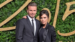 Victoria Beckham - ''I love u @davidbeckham and my wonderful parents""