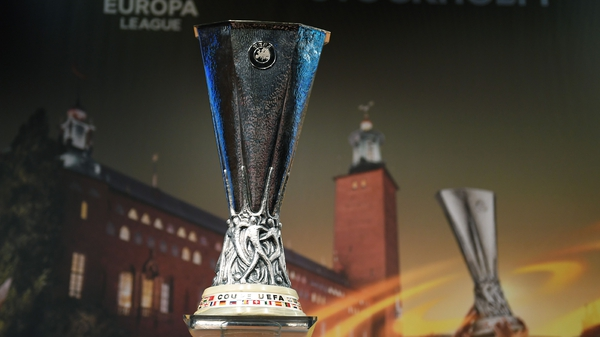 The Europa League final takes place in Stockholm